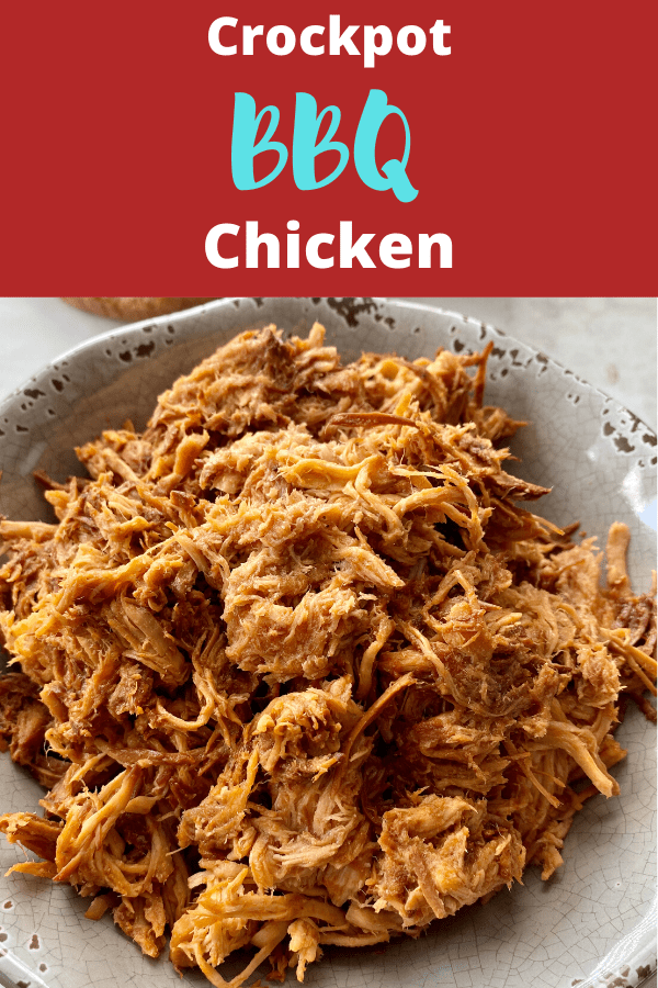 shredded barbeque chicken