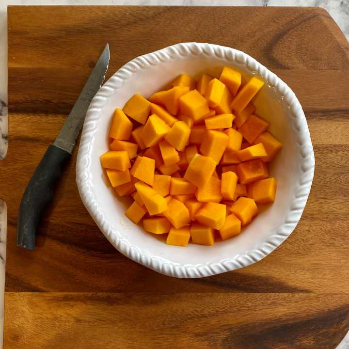 how to make butternut squash