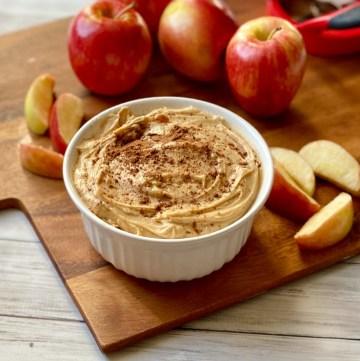 Healthy Apple Dip