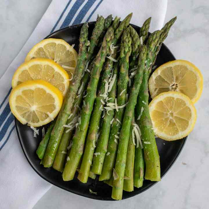 Asparagus in the instant pot