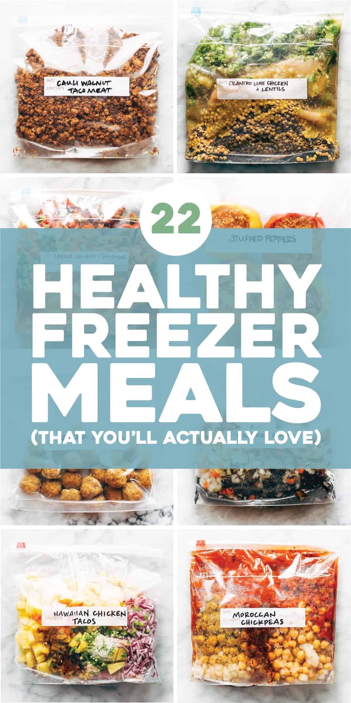 22 healthy freezer meals that you ll