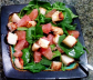Scallop and Grapefruit Salad