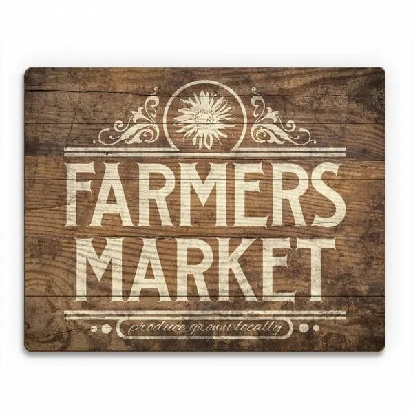 Pinch: Chicago Farmers Market Schedules (2014)