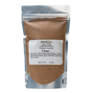 best real organic chaat masala in bag