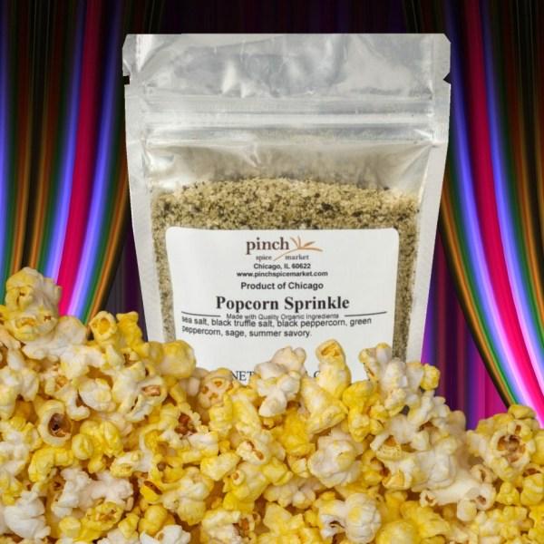 sage and truffle popcorn salt
