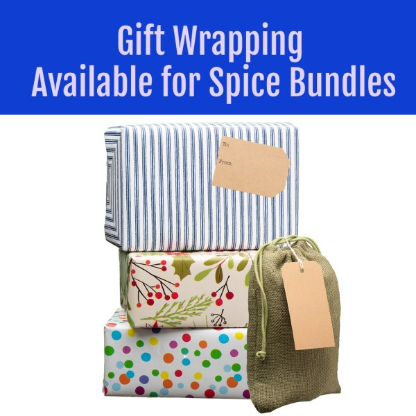 gift wrap spice presents online ship