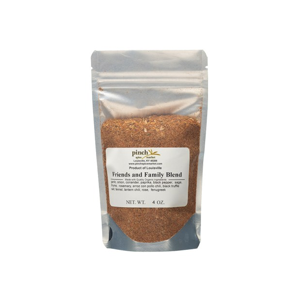 Thanksgiving organic spice blend