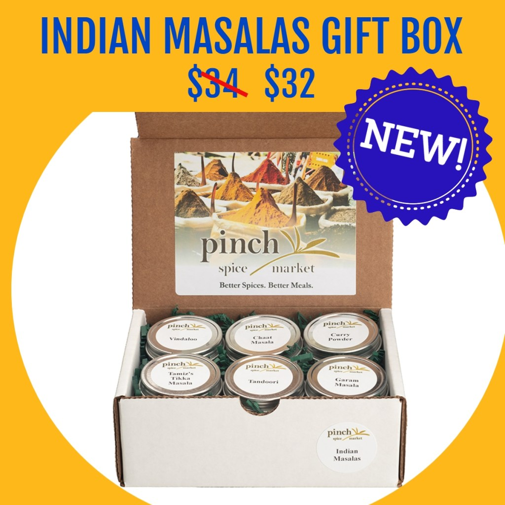 Indian authentic cooking spice gift