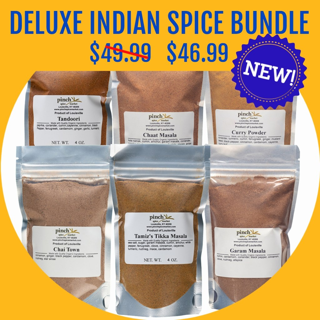 six Indian spices organic sale