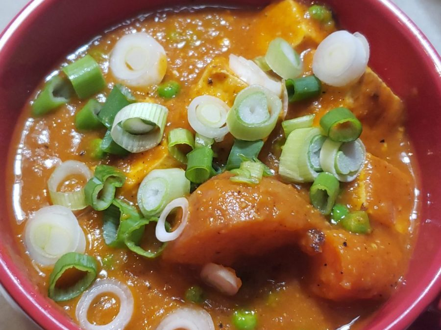 Tofu Tikka Masala (Vegan)