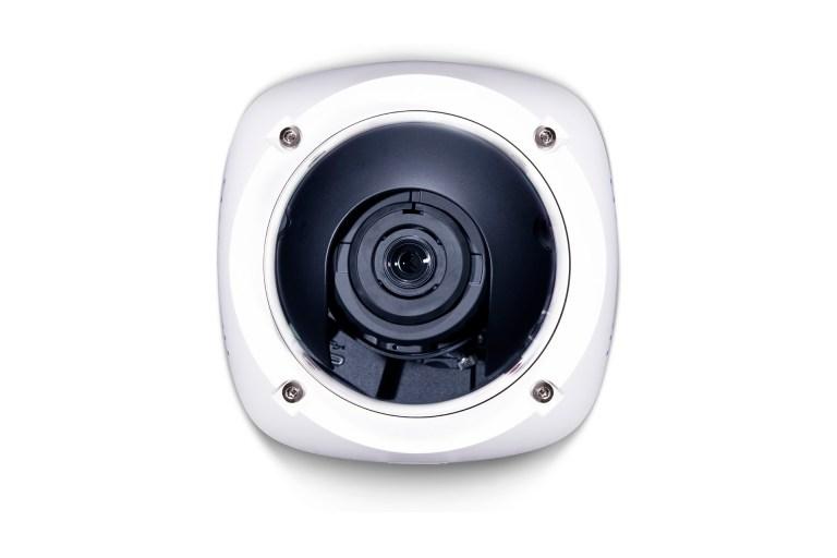 Avigilon H5A dome camera (front view)