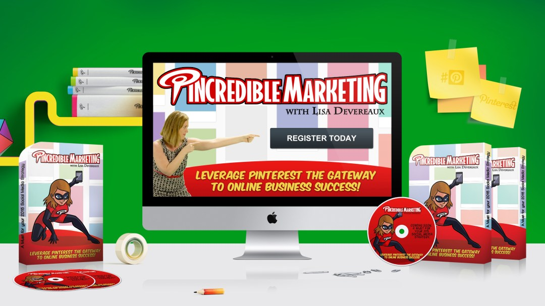 Pincredible Marketing