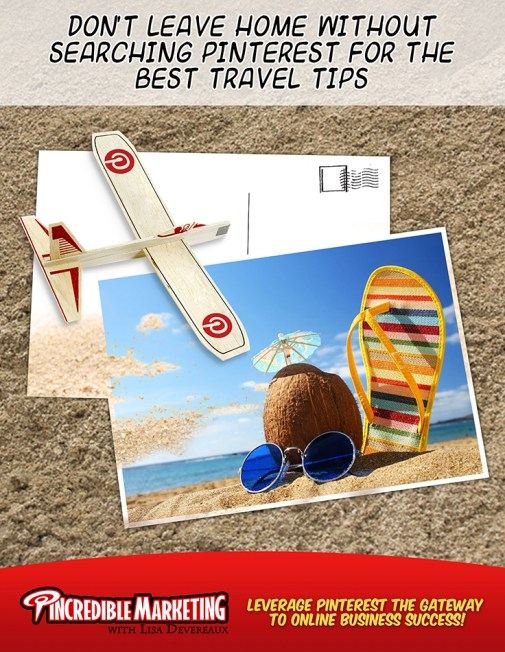 Don't leave home without searching Pinterest for the best travel Tips @VirginAustralia