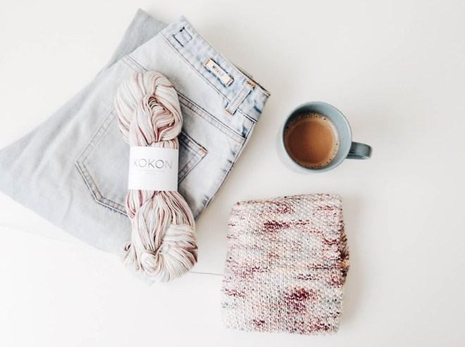 Wool material