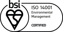 ISO 14001 internal logo
