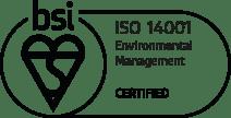 ISO 14001 internal logo