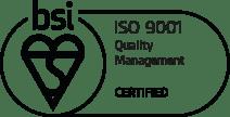 ISO 9001 internal logo