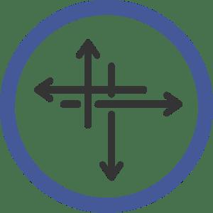 Stentering Icon
