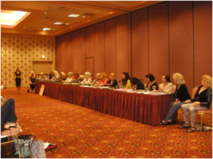 Burlesque Legends tell their story at The Burlesque Hall of Fame Weekender 2011