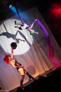 Tifa Tittlywinks and Emma Dilemma win Audience Choice and Best Ensemble  Photo: POC