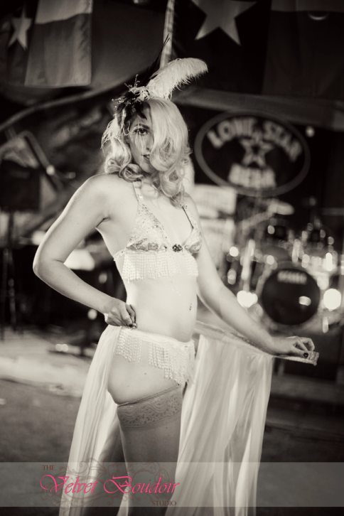 The Lascivious Lark. Photo: Velvet Boudoir