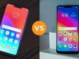 Realme C1 vs Oppo A3S