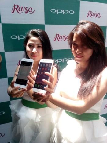 Realme C1 dan Oppo A3S