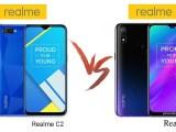 Realme C2 vs Realme 3
