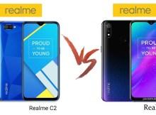 Perbedaan Realme C2 dan Realme 3