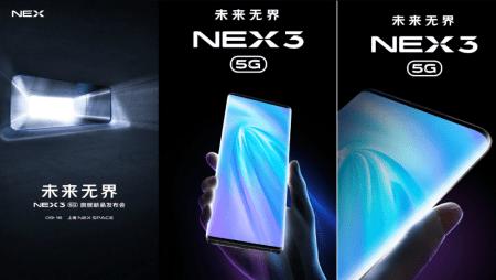 Kelebihan dan Kekurangan Vivo NEX 3 5G