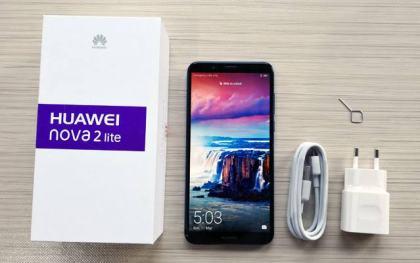 Kekurangan Huawei Nova 2 Lite