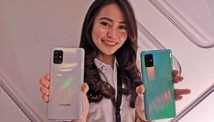 Kelebihan Samsung Galaxy A71