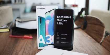 Kelebihan dan Kekurangan Samsung Galaxy A30S