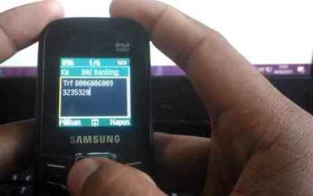 Cara Transfer SMS Banking BRI