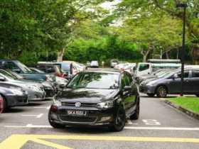 Cara Parkir Mobil