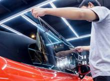 Cara Pasang Kaca Film Mobil