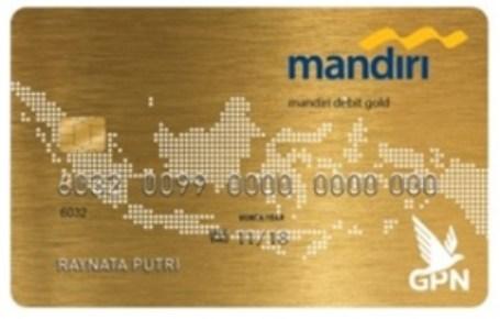 Biaya Admin Mandiri Gold