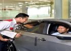 Biaya Cat Mobil di Dealer Honda