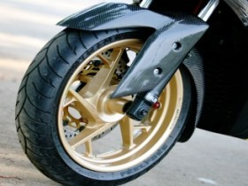 Biaya Cat Velg Motor