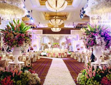 Biaya dekorasi pernikahan
