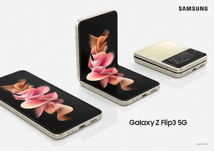 12 3 - 以時尚吸引使用者:Galaxy Z Flip3 正式發表