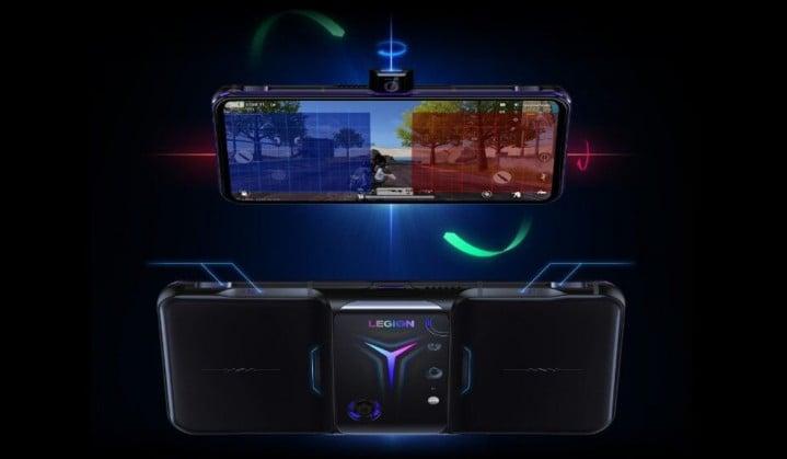 Lenovo Legion Phone Duel 2 01 - Lenovo 電競手機 Legion Phone Duel 2 即將在台上市!