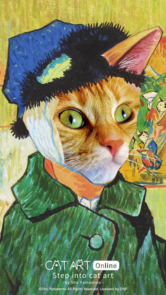 Step into Cat Art 04 4 - 《Step into Cat Art 走進喵次元》貓・美術館9.17線上開展
