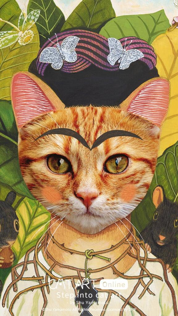 Step into Cat Art 04 6 - 《Step into Cat Art 走進喵次元》貓・美術館9.17線上開展