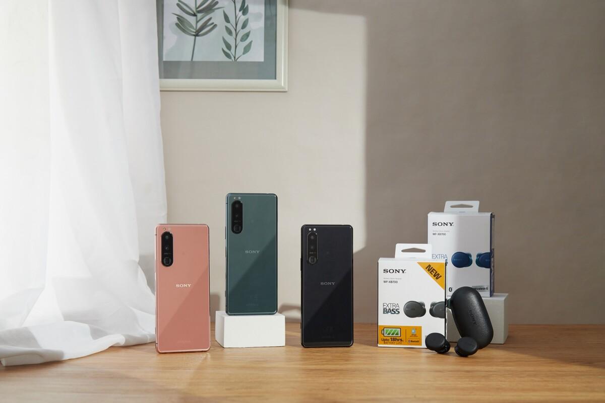 20211001 Sony 06 - 賀 Xperia 旗艦雙料冠軍!Sony 推響應振興加碼回饋