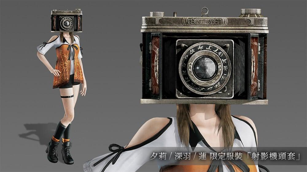 20211002 rei 02 - 《零 ~濡鴉之巫女~》開放所有平台數位版預購 歷代角色服裝亮相