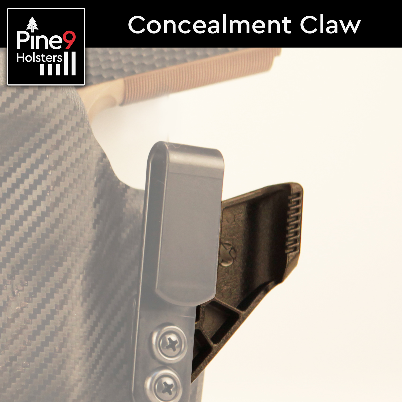 concealment claw
