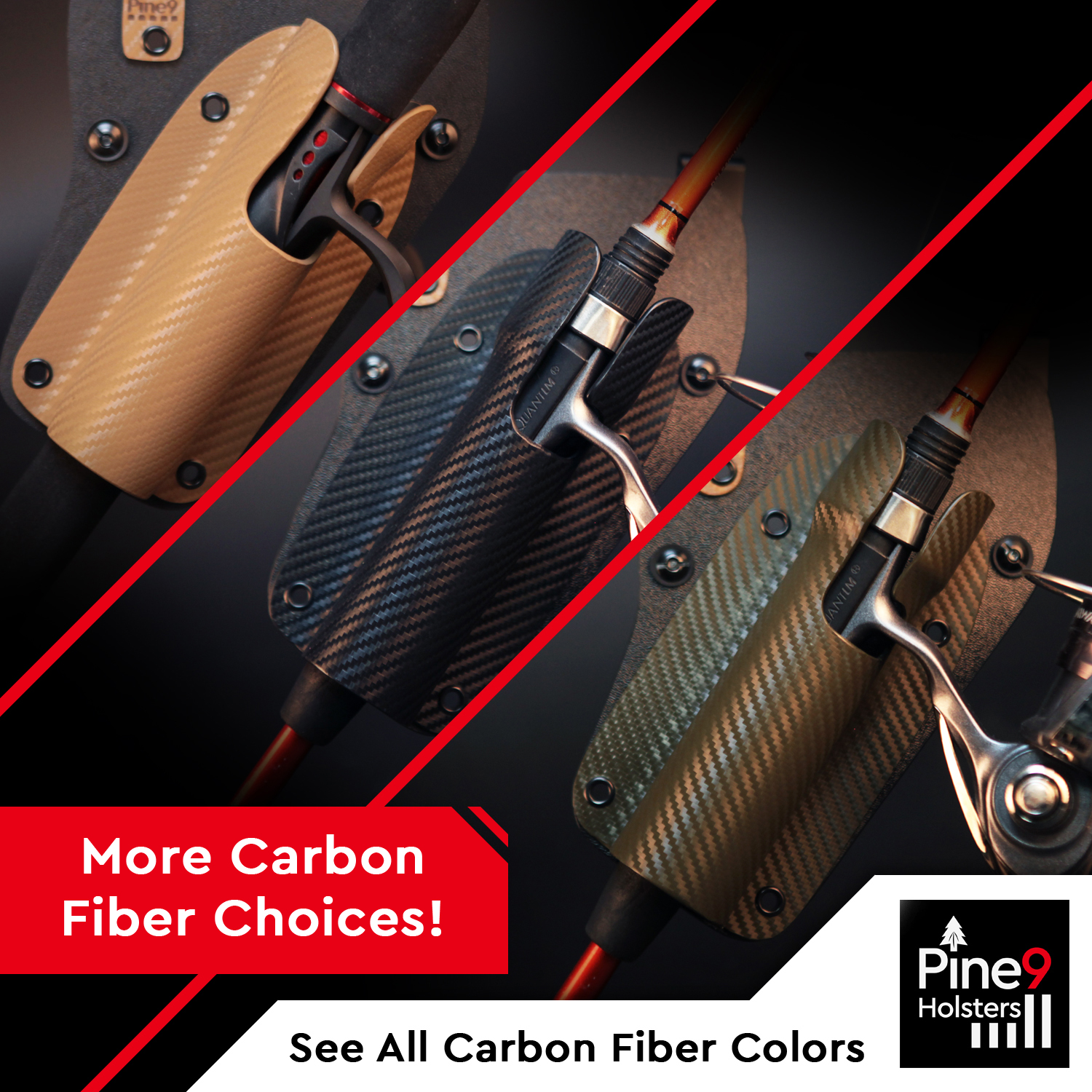 Fishing-Rod Holster_A_See_All Carbon Fiber