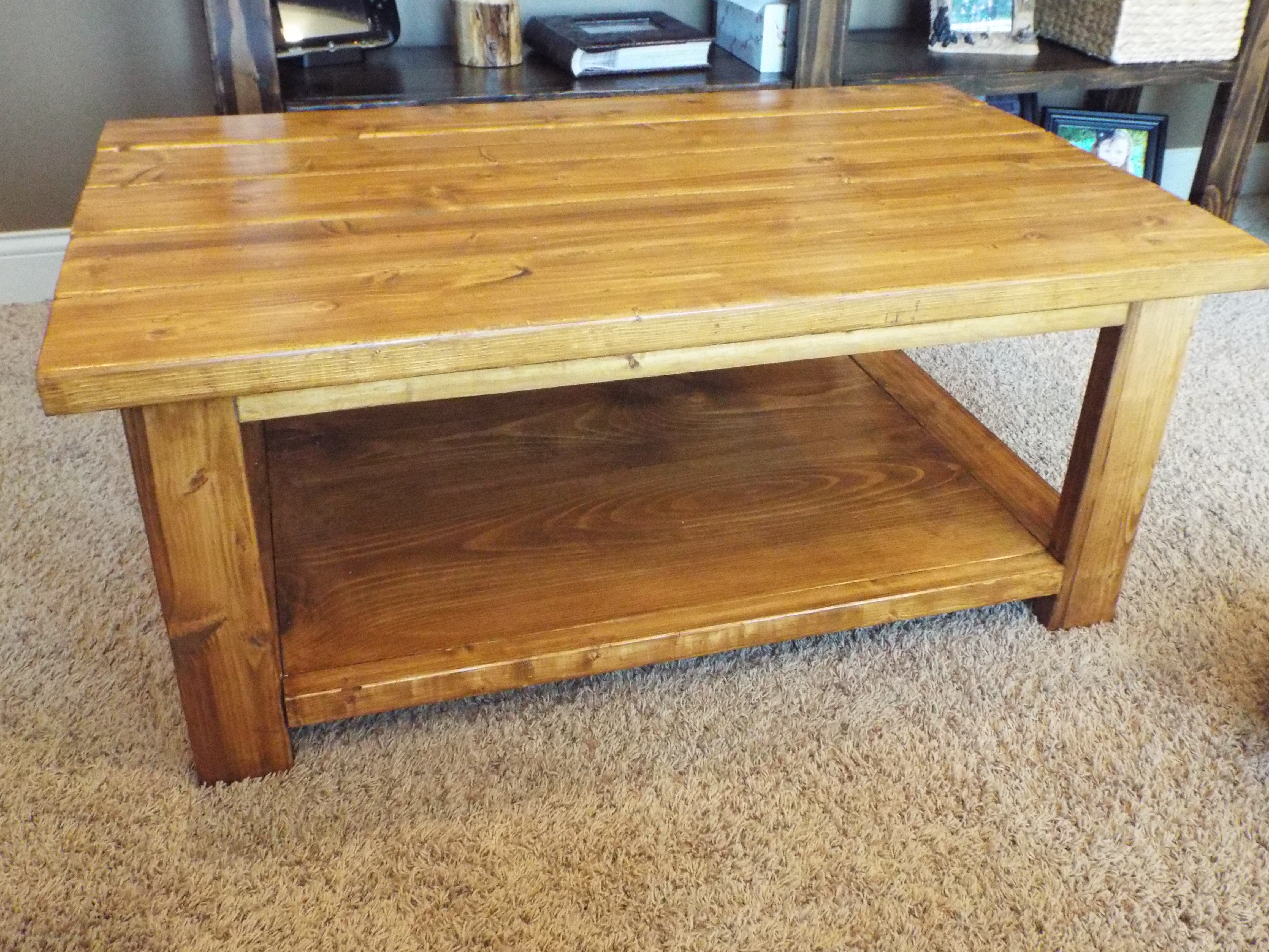 Pine | pineandpaper on Coffee Table Plans  id=81445