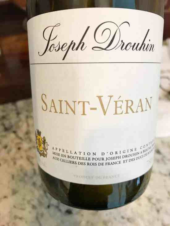 saint-véran chardonnay